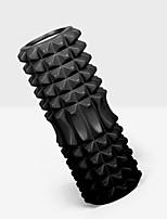 cheap -33cm Crescent Yoga Column EVA Hollow Foam Roller Fitness Bar Muscle Relaxation Massage Wheel