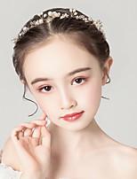 cheap -Kids / Toddler Girls' Hair Accessories Beautiful Handmade Korean Hairband Accessories Girl Headband Baby Headwear Girl Princess Hairpin Headband