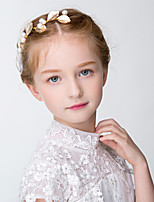 cheap -children's princess dress accessories crown flower girl wedding wedding hair accessories crown wreath girls birthday performance headdress