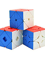 cheap -MoYu  Speed Cube Set Magic Cube Bundle of Maple Leaf Cube Polaris Speed Cube and Twisty Skewb Cube Puzzle Toys for Adults and Kids Brain Teasers