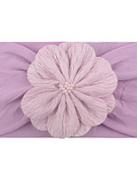 cheap -2019 new european and american soft nylon headband, baby stretch match head flower hair accessories, children's jewelry wholesale