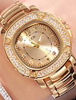 cheap -gedi gold watch women's watch cross-border explosion diamond watch square luxury rhinestone watch foreign trade full diamond watch female 3200