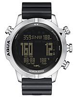 cheap -NORTH EDGE Men's Sport Watch Digital Digital Sporty Outdoor Altimeter Compass Stopwatch / One Year
