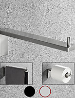 cheap -Towel Bar Towel Ring Horizontal Toilet Paper Holder 304 Stainless Steel Wire Drawing