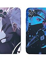 preiswerte -Naruto Telefon Hülle Handyhüllen Für Apple Rückseite iPhone 12 Pro Max 11 SE 2020 X XR XS Max 8 7 Stoßresistent Staubdicht Karikatur TPU