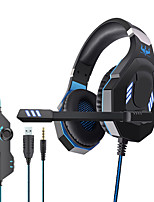 cheap -OVLENG GT93 Gaming Headset USB 3.5mm Audio Jack Ergonomic Design Retractable Stereo for Apple Samsung Huawei Xiaomi MI  PC Computer Gaming