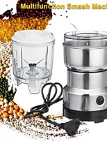 cheap -2-in-1 Electric Coffee Grinder Kitchen Cereals Nuts Beans Spices Grains Grinder Machine Multifunctional Portable Blender Juicer