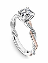 cheap -women's pure cupronickel love heart diamond ring holiday essential gift, wedding rings for women,engagement rings cubic diamonds for women girls