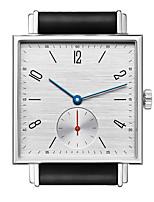 cheap -female watch simple belt student retro round compact temperament