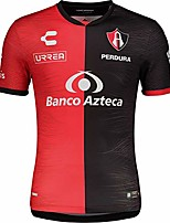 cheap -charly official atlas de guadalajara home jersey 2020/2021 season (small) red,black