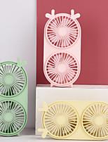 cheap -Mini Fan Portable Fan Handheld Electric USB rechargeable fan Appliances Desktop Air Cooler Outdoor Travel hand fan
