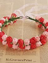 cheap -bridal wreath photo shoot wreath show wreath korean style sweet children's princess wreath bracelet wholesale