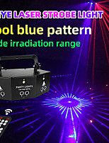 cheap -ysh led disco laser light dmx mini 9 eyes rgbw stage lighting effect for dj club bar decoration party lights projector lamp