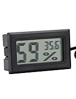 cheap -TS-802 Portable / Multi-function Hygrometers Measuring temperature and humidity, LCD backlight display