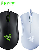 cheap -razer deathadder essential wired gaming mouse 6400dpi ergonomic professional-grade optical sensor razer mice for computer laptop