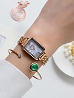 cheap -Women's Steel Band Watches Analog Quartz Stylish Minimalist Creative