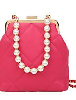 cheap -Women's Bags Top Handle Bag Daily 2021 White Black Blue Blushing Pink