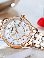 cheap -Women's Quartz Watches Analog Quartz Glitter Sparkle Diamond / Ceramic / Japanese