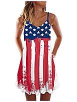 cheap -aodong midi dresses for women with sleeves women v neck button sleeveless spaghetti strap leopard casual mini dress ruffle swing summer short dress wine