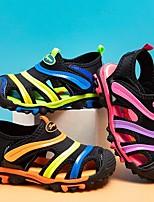cheap -Unisex Sandals Sports & Outdoors Comfort School Shoes EVA(ethylene-vinyl acetate copolymer) Big Kids(7years +) Daily Beach Home Walking Shoes Pink Orange Green Spring Summer / Rubber