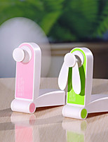 cheap -Usb Mini Fold Fan Electric Portable Hold Small Air Cooler Originality Charging Household Electrical Appliances Desktop Ventilado
