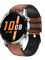 cheap -G5 Smartwatch Fitness Watch for Android iOS Bluetooth IP68 Waterproof Touch Screen Heart Rate Monitor Pedometer Call Reminder Sleep Tracker