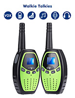 cheap -hot pin xf-608 handheld radio equipment 0.5w civil children's toy walkie-talkie