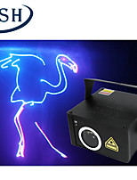 cheap -ysh disco dj animated laser light animation laser projector dmx512 scanner dj disco party holiday 500mw stage lighting
