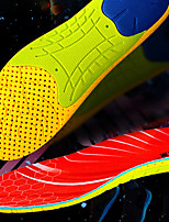 cheap -Shoe Inserts Running Insoles Women's Men's Sports Insoles Foot Supports Shock Absorption Arch Support Stink Prevention for Fitness Gym Workout Running Fall Winter Spring Black Red Blue / Breathable