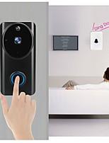 cheap -2021 new style tuya best smart ring video homekit with  degree view 1080p eufy doorbell camera with ir night version