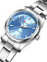 cheap -women's watch quartz waterproof watches stainless steel