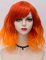cheap -Orange Sweet Style Lolita Wig 35 inch Cosplay Wigs Other Wig Halloween Wigs