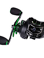 cheap -Fishing Reel Baitcasting Reel 7.2:1 Gear Ratio 9+1 Ball Bearings High Speed for Sea Fishing / Fly Fishing / Lure Fishing