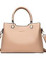 cheap -Women's Bags Satchel Top Handle Bag Date Office & Career 2021 Handbags Wine Black Blue Purple