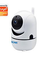 cheap -Tuya Smart Moving Head Camera TY005 Wireless WIFI Home Night Vision Tuya Smart 1080P