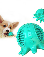cheap -Teeth Cleaning Toy Dog Chew Toys Interactive Toy Pet Molar Bite Toy Dog Kitten 1pc Adorable Reusable Pet Training Teething Rope Toy Teething Toy TPR Gift Pet Toy Pet Play