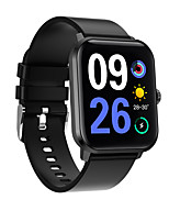 cheap -HW23 Unisex Smartwatch Bluetooth Heart Rate Monitor Blood Pressure Measurement Calories Burned Health Care Information Stopwatch Pedometer Call Reminder Activity Tracker Sleep Tracker
