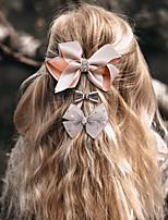cheap -children's hair accessories set girls headdress baby korean princess bow cute little girl hairpin baby hairpin