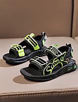 cheap -Boys' Sandals Comfort PU Big Kids(7years +) Daily Water Shoes Walking Shoes Blue Green Summer