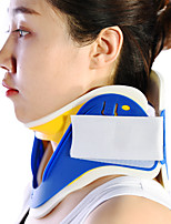 cheap -Home Four-in-one Adjustable Cervical Spine High Polymer Neck Fixation PVC Neck Brace