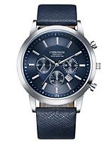 cheap -men's dress watch fashion belt quartz watch