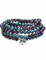 cheap -jewellery 108 mala prayer beads wrap bracelet necklace natural gemstone yoga meditation beads bracelet necklace for women men
