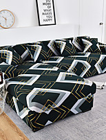 cheap -Nordic Simple Colourful Elastic Sofa Cover Single Double Three Person Sofa Cover