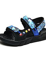 cheap -Boys' Sandals Comfort Microfiber Big Kids(7years +) Daily Water Shoes Upstream Shoes Blue Green Summer