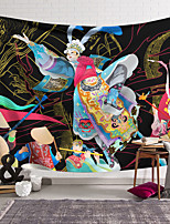 cheap -Wall Tapestry Art Decor Blanket Curtain Hanging Home Bedroom Living Room Decoration Polyester Drama