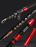 cheap -Fishing Rod Telescopic Rod 360/390/420/450/540 cm Carbon Fiber Lightweight Sea Fishing Lure Fishing Freshwater and Saltwater