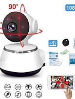 cheap -baby monitor wifi cry alarm ip camera wifi video nanny cam baby camera night vision wireless video surveillance cctv camera 2mp
