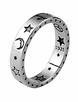 cheap -smiley face ring cute smiling face band ring open statement ring for women and girls