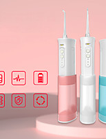 cheap -Household Oral Irrigators Cleaning And Flushing Device High-pressure Jet Dental Scaler Dental Washing Device Rechargeable Whole Body Washing Foldable Water Floss Instrument