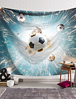 cheap -Wall Tapestry Art Decor Blanket Curtain Hanging Home Bedroom Living Room Decoration Polyester Football